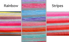 The Fabric Fairy :: On the look out for good striped knit fabric!