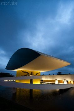 Curitiba ♥ my city in Brazil!!!  Oscar Niemeyer / Curitiba