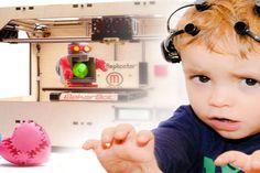3D Thought-Printing Platforms