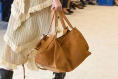 Bag and Purse Trends Spring 2017 - Runway Bags Spring 2017
