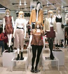 Glamorous Sequin Dress Combination