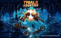 Free Download Trials Frontier android modded game for your android mobile phone and tablet from Android Mobile zone. Trials Frontier is a racing game; the game is developed by Ubisoft Entertainment.