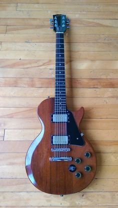 "1982 Gibson Firebrand ""The Paul"" Deluxe, Seymour Duncan Antiquities | eBay"