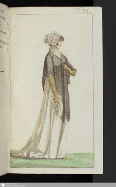 655 - Abschnitt - Journal des Luxus und der Moden - Page - Digitale Sammlungen - Digital Collections