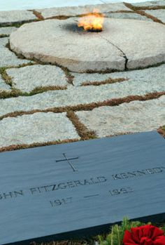 JFK Eternal Flame, Washington DC