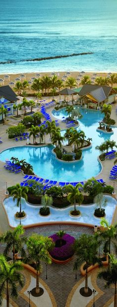 St Kitts Marriott Resort ~ St. Kitts, in the Caribbean Sea