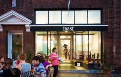 Toast | Five Points in Durham, NC