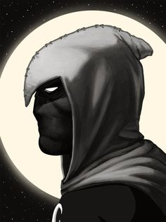 Mondo Art Moon Knight poster