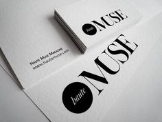 I Love Ligatures / HauteMuse (by kissmiklos) #logo #ligature