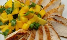 Little Chica Mango Chicken #newyear #joyofkoshercooking  rosh hashana