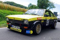 Opel Kadett C 1.6S Racing -