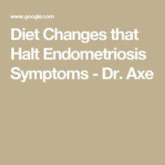 Diet Changes that Halt Endometriosis Symptoms - Dr. Axe