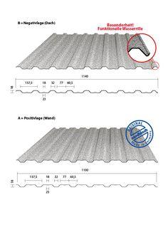 Nordblech 18 AL - Nun auch Aluminiumprofil im Sortiment