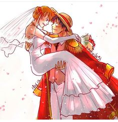One Piece Ship, Nami One Piece, One Piece Fanart, One Piece Anime, Luffy X Nami, Monkey D Luffy, Fan Art, In This Moment, Drawings