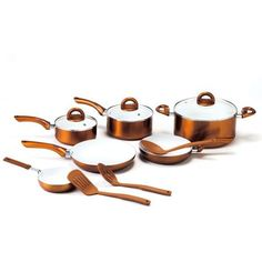 CeraPan 12-Piece Cookware Set