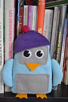 #pinguin #pingouin #doudou #peluche #toy