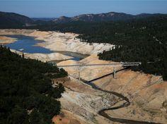 Drought in California, 2011 vs. 2014
