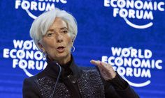 Christine Lagarde says it is hard to see the programme continuing 'without substantial effort' to improve governance