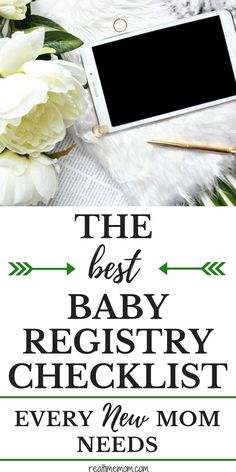 Looking for the freaking best baby registry checklist ever? Check out these baby registry must haves every new mom needs right now to be ready for life with your newborn, and for months to come! #beforebabychecklist #babyregistrymusthaves #babyregistrytips #babyregistry #newborn #baby #newmom #firsttimemom