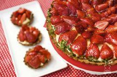 tarta z truskawkami / tart with strawberries www.danielmisko.pl