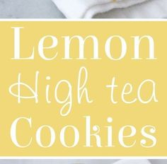 Lemon High Tea Cookies Recipe Buttery flavorful melt-in-your-mouth delicious! FULL RECIPE HERE tea tea cake recipe tea recipe with milk tea recipe tea kombucha recipe tea egg recipe tea cookie recipe tea party recipe tea recipe for weight lo Ginger Iced Tea Recipe, Tea Syrup Recipe, Tea Ring Recipe, Tea Scones Recipe, Chai Tea Recipe, Latte Recipe, Milk Tea Recipes, Sweet Tea Recipes, Iced Tea Recipes