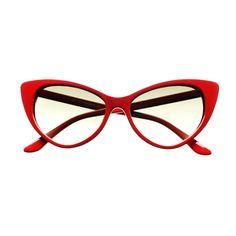 0e7a255873b Retro Glam Tip Pointed Celebrity Fashion Womens Cat Eye Sunglasses C09