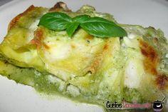 Ecco come preparare delle Lasagne alla ligure fatte in casa