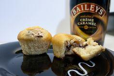 Muffin alla crema di Baileys Creme Caramel
