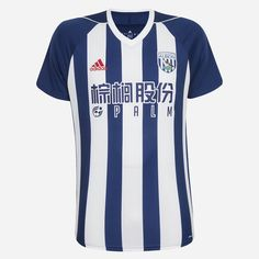 The new Adidas West Bromwich 2017-18 kit introduces a traditional design  for the upcoming eb624ac891a72