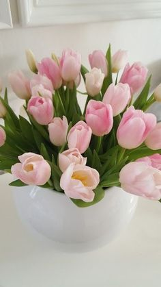 Tulips In Vase, Purple Tulips, White Tulips, Exotic Flowers, Faux Flowers, Silk Flowers, Beautiful Flowers, Diy Silk Flower Arrangements, Flower Meanings