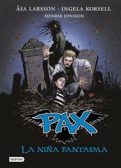 Era Halloween y por el colegio pululan zombies y monstruos, y entre ellos una myling, una niña fantasma I2  N LAR.asa pax(3)