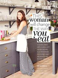Can Deliciously Ella change the way you eat? Download Red's Summer Reads digital edition and find out at Redonline.co.uk