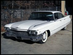 Lot J120 1960 Cadillac 390 CI, Automatic Another Mecum Sold Price: $14,000 Kissimmee 2014, #WhereTheCarsAre