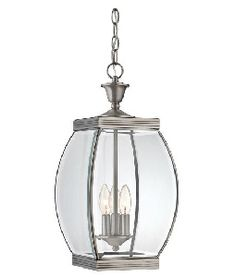 LunaWarehouse   Oasis - Three Light Outdoor Hanging Lantern