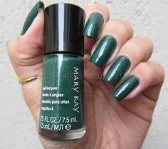 Esmaltemaníaca: Emerald Noir - Mary Kay