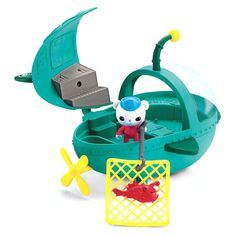 """Fisher-Price Octonauts GUP-A Mission Vehicle - Fisher-Price - $13.99 (on sale!) Toys """"R"""" Us"""