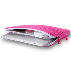 Inner Pocket for Compartments GEARMAX Laptop Computer Bags Shockproof Laptop Sleeves+Free Gift Keyboard Cover for Macbook Air 13