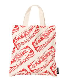 A premium tote in durable, heavyweight cotton-canvas; screen printed in bright 'Tunnocks' red. The thick canvas handles are an ideal length for carrying by your side and the bag measures 40 x 43 cm (16 x 17 inches). Its strong & reliable, yet folds away neatly when not being used.