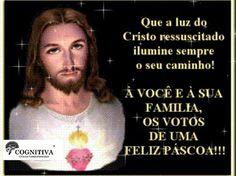 Feliz Páscoa.