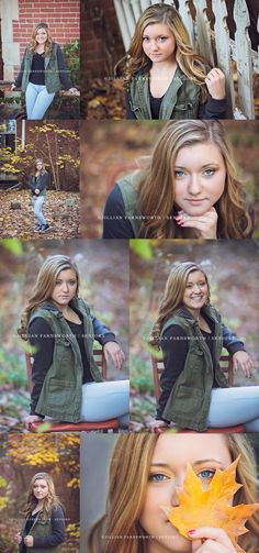 Beth's Senior Portraits at the Belvoir Winery by Jillian Farnsworth in Liberty, MO | What to wear for a senior session | Fall senior pictures
