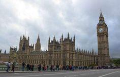 Big Ben (London, United Kingdom - Kirby Lee-USA TODAY Sports