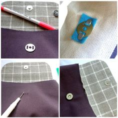 Free pattern to make and sew an easy cosmetics bag. Diy Bags Tutorial, Coin Purse Tutorial, Zipper Pouch Tutorial, Handbag Patterns, Bag Patterns To Sew, Sewing Patterns, Sewing Hacks, Sewing Tutorials, Sewing Projects