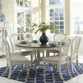Found it at Wayfair - Pine Island Extendable Dining Table