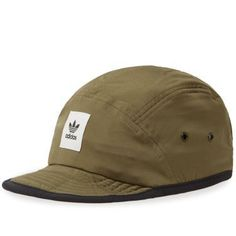 Adidas Originals Adidas Packable Cap In Green Dope Hats, Panel Hat, Running Fashion, Outfits With Hats, Mens Caps, Sport, Hats For Men, Adidas Originals, Mens Fashion
