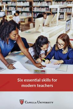 An important part of being an effective teacher is employing new and exciting teaching strategies that you can use to keep students engaged, motivated and excited to learn. Click to discover Capella's rundown of essential skills.
