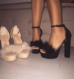 Various Models of Prom Shoes Ideas. Source by amqidwi shoes Stilettos, Pumps Heels, Stiletto Heels, Cute Heels, Lace Up Heels, Fancy Shoes, Me Too Shoes, High Heels Outfit, Aesthetic Shoes