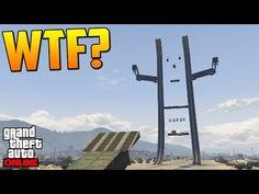 UN ROBOT GIGANTE CON ALGO ESPECIAL - Gameplay GTA 5 Online Funny Moments (Carrera GTA V Xbox ONE) - YouTube