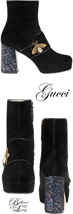 Gucci FW 2017 Gucci Baby Clothes Ideas of Gucci Baby Clothes - Gucci Baby Clothes - Ideas of Gucci Baby Clothes - Gucci FW 2017 Gucci Baby Clothes Ideas of Gucci Baby Clothes Brilliant Luxury Gucci Velvet ankle boot with bee Gucci Ii, Gucci Baby Clothes, Bootie Boots, Shoe Boots, Velvet Ankle Boots, Couture Outfits, Gucci Accessories, Baby Sweaters, Dress With Bow