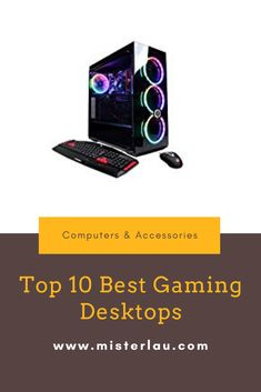 We tested pre-built gaming desktop PCs with our typical gauntlet of real-world and synthetic benchmarks to measure overall system performance. Gaming Desktops, Electronics Components, Computer Accessories, Nail Art, Games, Women's Blouses, Nail Arts, Gaming, Nail Art Designs