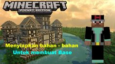 Let's Make a Base In Survival #1 (Mencari Bahan - bahan)